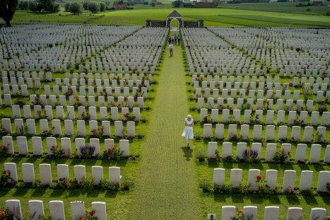 mil cemetery